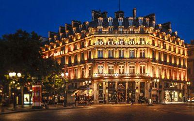 Création de l'identité sonore de l'Hyatt Hotel du Louvre
