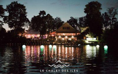 """Réalisation ambiance sonore """"Le Chalet des Îles"""""""