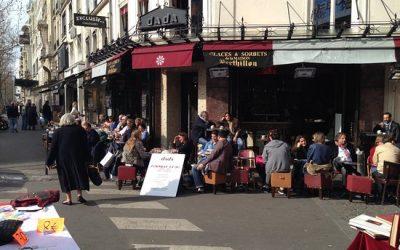 """Réalisation identité sonore """"LE DADA"""" à Paris"""