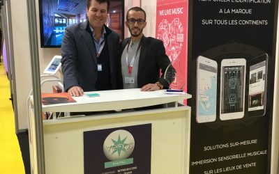 MyMusicom au salon Heavent Hall 4