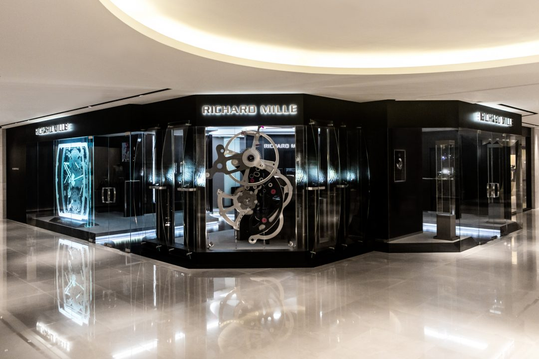 richard mille seoul design sonore