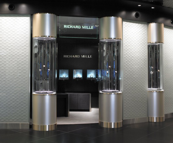 richard mille shangai design sonore