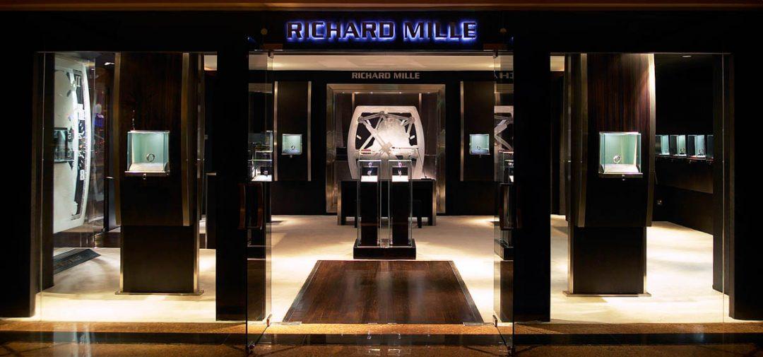 Richard Mille Singapour