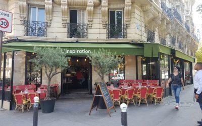 Identité sonore l'Inspiration Brasserie
