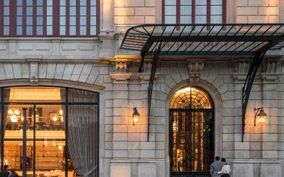 Design sonore de l'Hôtel Monumental à Porto