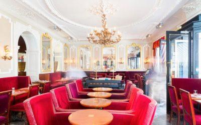 """Realisation identité sonore """"Le Grand Café Roy"""""""