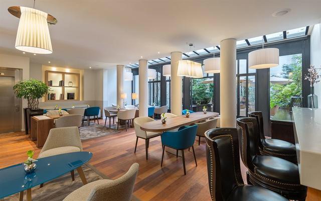 "Design sonore Hotel ""Le Walt"""