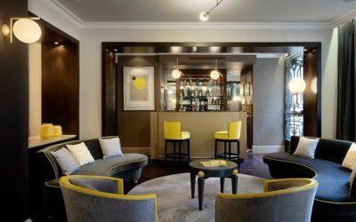 """Design Sonore Hôtel """"LE MARQUIS"""""""