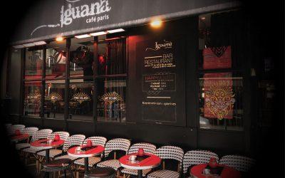 Design sonore Bar-Club Iguana