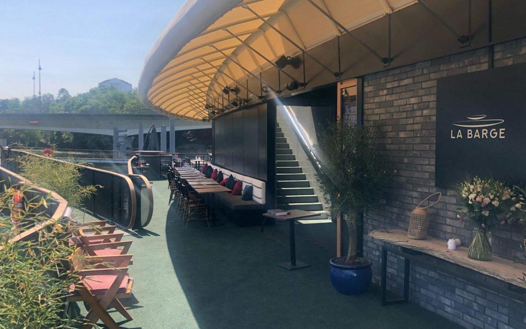 Design Sonore Bar – Restaurant La Barge
