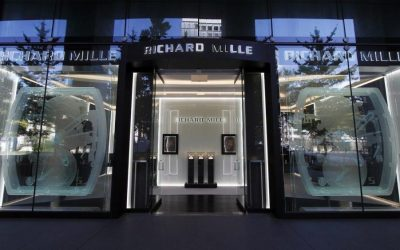 Design Sonore Richard Mille Osaka