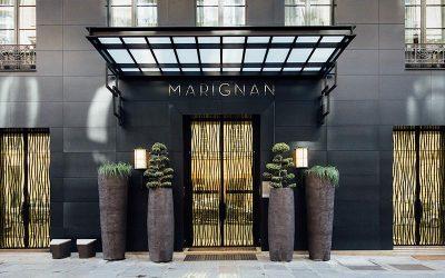 Design Sonore Hôtel le Marignan