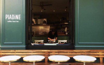 Design sonore restaurant Piadine