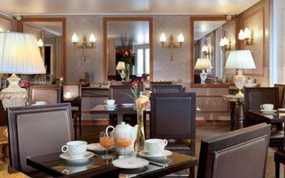 Identité sonore hôtel Plaza Elysees 4* Paris
