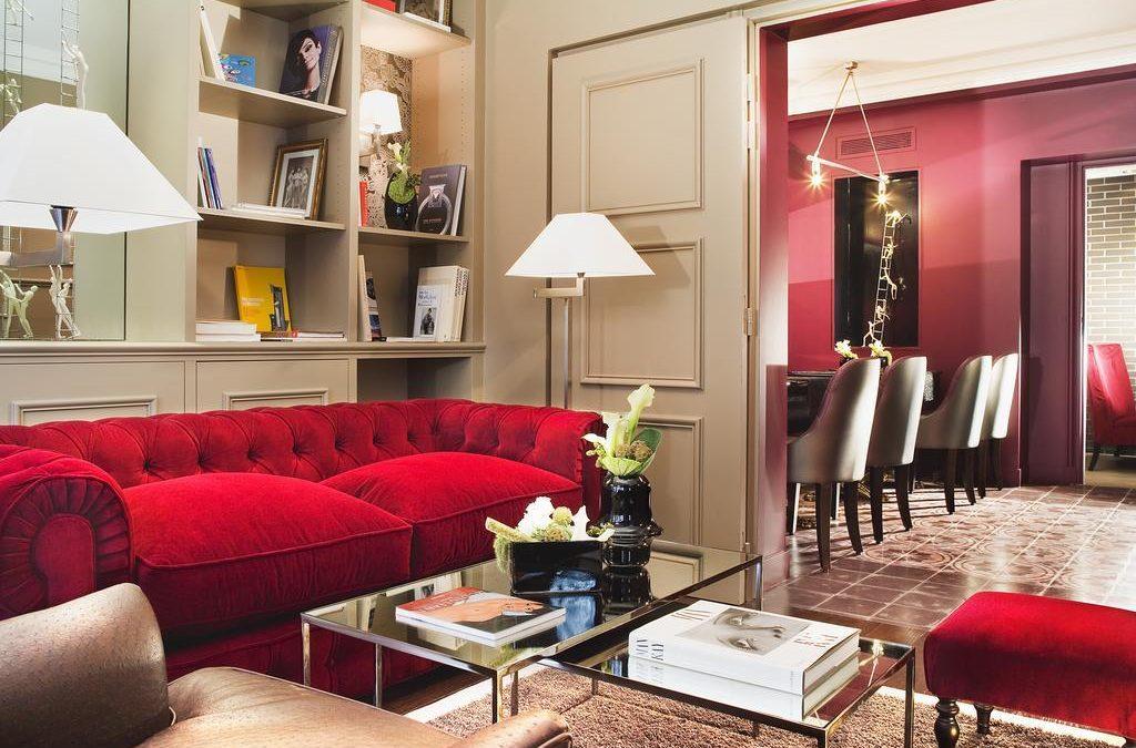 Identité sonore Hôtel des Académies et des Arts à Paris