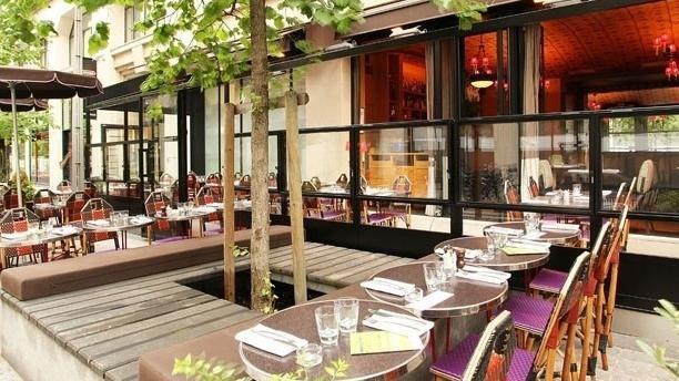 Identité Sonore restaurant HORTENSE